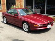 1992 Bmw 850 1992 BMW 850i