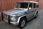 2004 Mercedes-Benz G-Class G500 4MATIC 4dr 5.0L